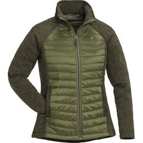 Pinewood Gabriella Padded Jacket Dame hunting olive